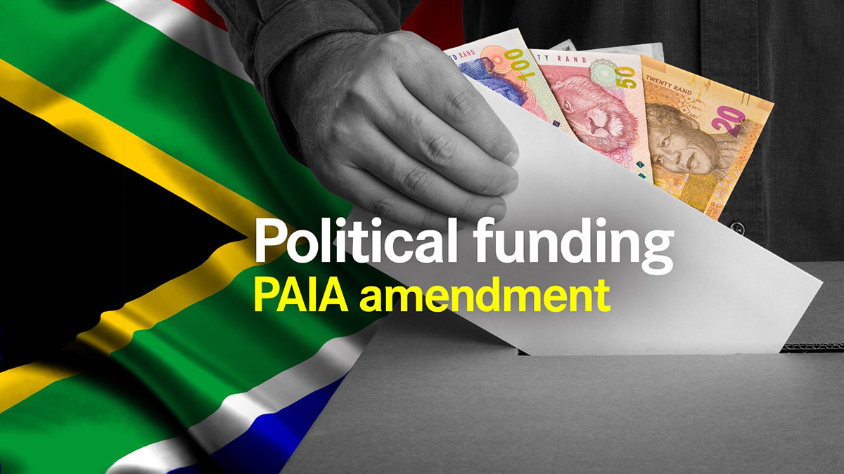 PAIA amendment bill