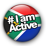 #IamActive badge