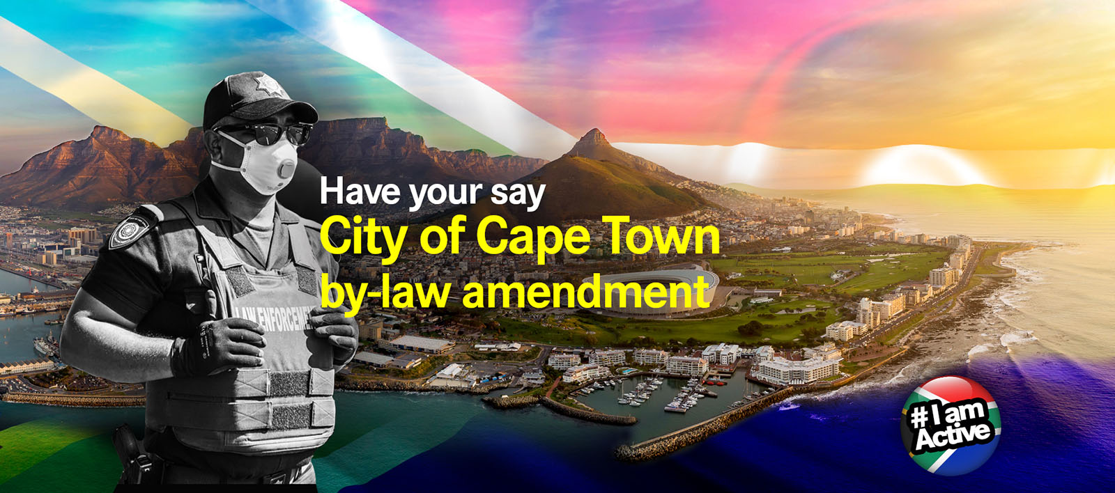 Cape Town without a warrant -by-law