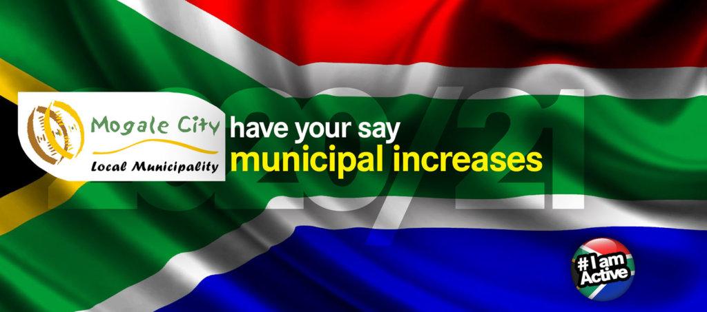 Mogale City budget