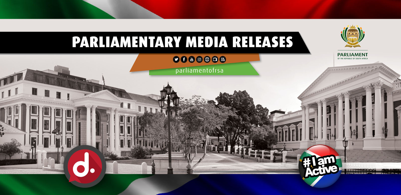 DearSA Parliamentary media release