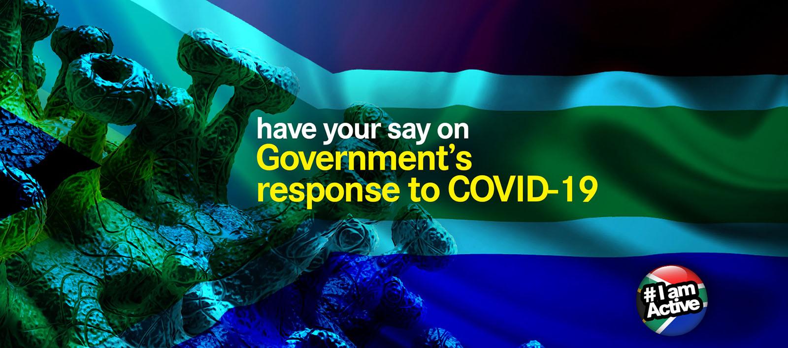 DearSA covid-feedback