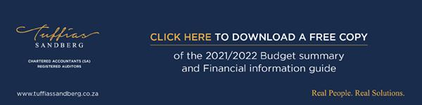 Tuffias - Tax Booklet Dear SA Mailer banner 02-21